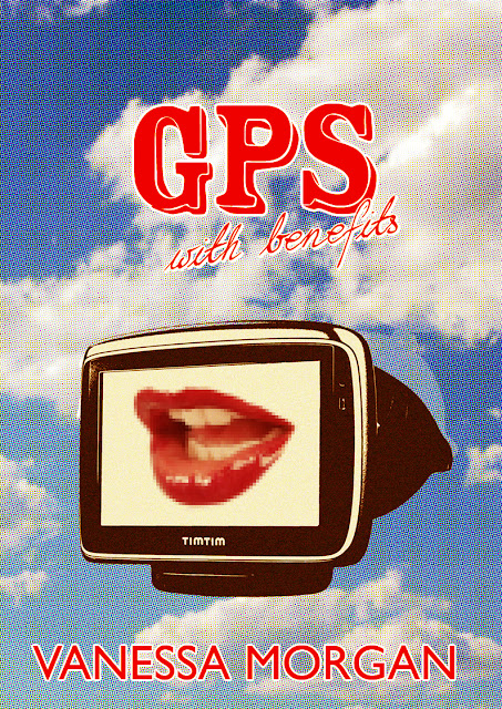 GPS With Benefits cover designed by Gilles Vranckx