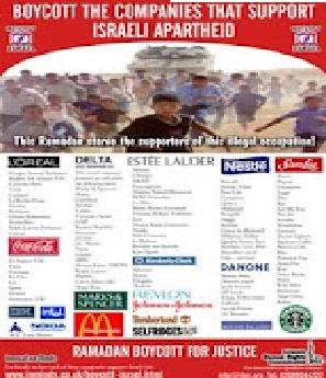 Klik Dan Tengok Barang Israel Yang Harus Kita Boikot