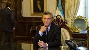 """Macri: """"Obvio que la voy a vetar"""""""