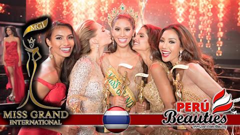 República Dominicana es Miss Grand International 2015