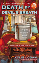Giveaway: Death by Devil's Breath