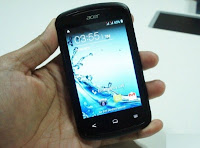 Acer Liquid Z120 Smartphone Android 4.1 Jelly Bean Seharga Rp. 1.099.000
