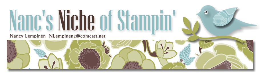 Nanc's Niche of Stampin'