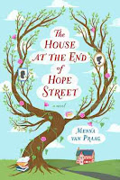 Cover of The House at the End of Hope Street by Meena van Praag