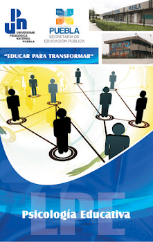 LICENCIATURA EN PSICOLOGÍA EDUCATIVA (ESCOLARIZADA)