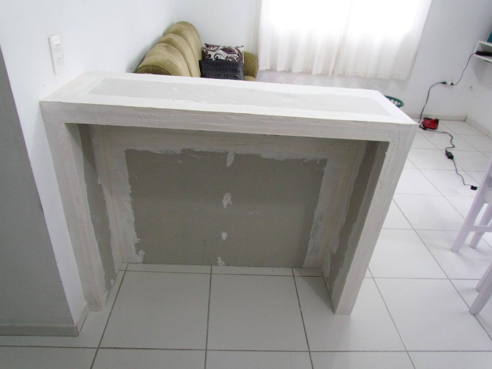Aparador Para Fotos ~ Armario De Banheiro Em Drywall Liusn com ~ Obtenha uma imagem de idéias interessantes para o