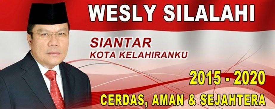 Mengenal Dekat Wesly Silalahi Calon Walikota Siantar