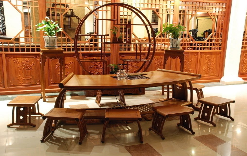 Oriental handicraft rosewood furniture february 2015 for South asian furniture