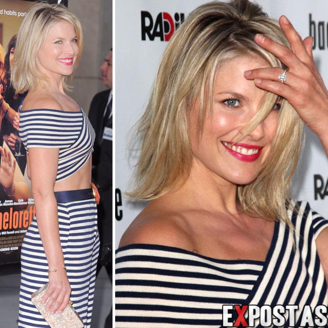 Ali Larter: 'Bachelorette' première em Hollywood - 23 de Agosto de 2012