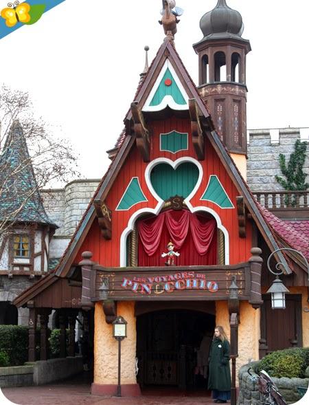 Notre Noël magique à Disneyland Paris