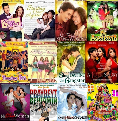 Filipino Comedy Romance Movies
