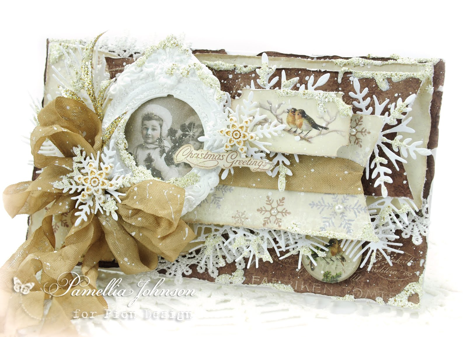 Pion Design - Christmas Greetings