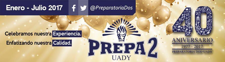 Escuela Preparatoria Dos. UADY