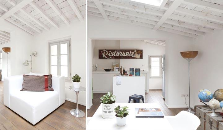 20metriquadri loft in tuscany for Arredare tutta la casa