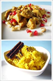 khoresh - spezzatino di pollo