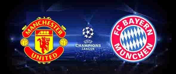 Manchester United Vs Bayern Munchen
