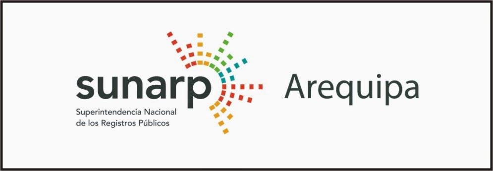 SUNARP Arequipa