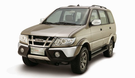 THE ULTIMATE CAR GUIDE: Isuzu Crosswind - Generation 2.3 ...