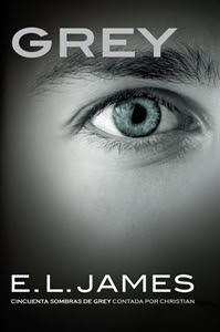 Los más Vendidos: Número 6. Grey, de E.L. James.
