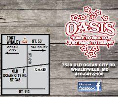 Oasis Bar & Grill (410)641-4488