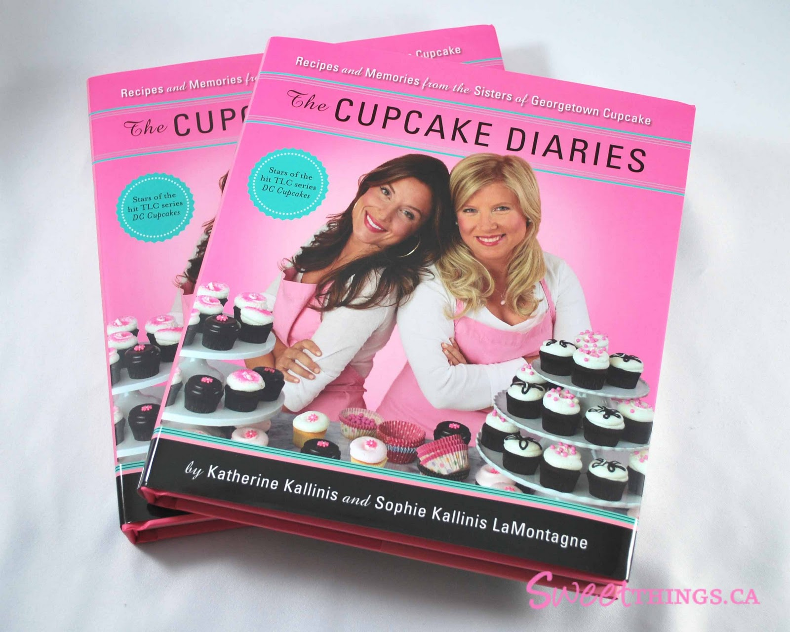 Georgetown Cupcakes Recipe Book