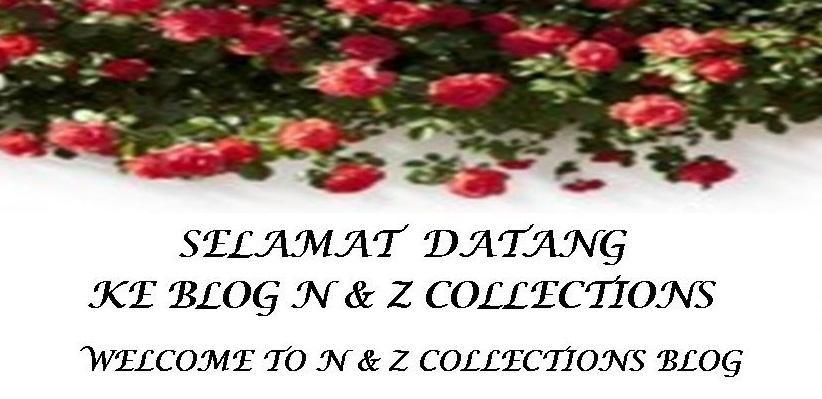 ~SELAMAT DATANG KE N & Z COLLECTIONS~