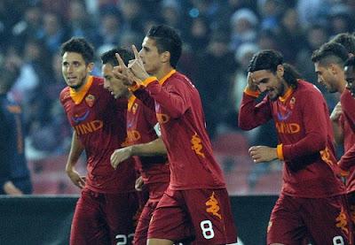 Napoli Roma 1-3 highlights