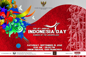 JOIN US AT INDO DAY 2013