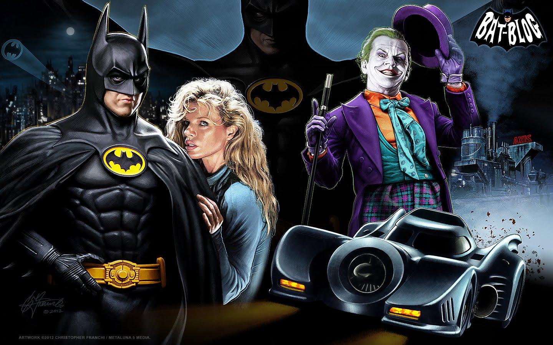 Batman (1989) BRRip 480p 350MB Dual Audio - i am waiting for you.