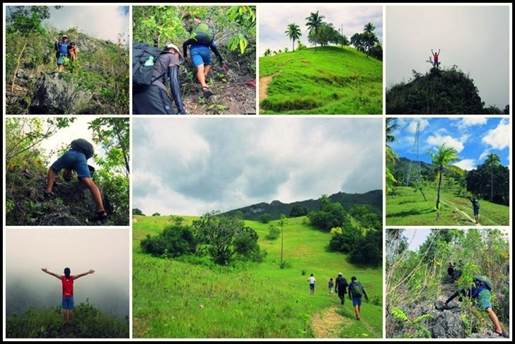 Mt. Lanaya legaspi trail
