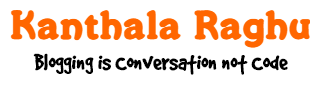 Kanthala Raghu