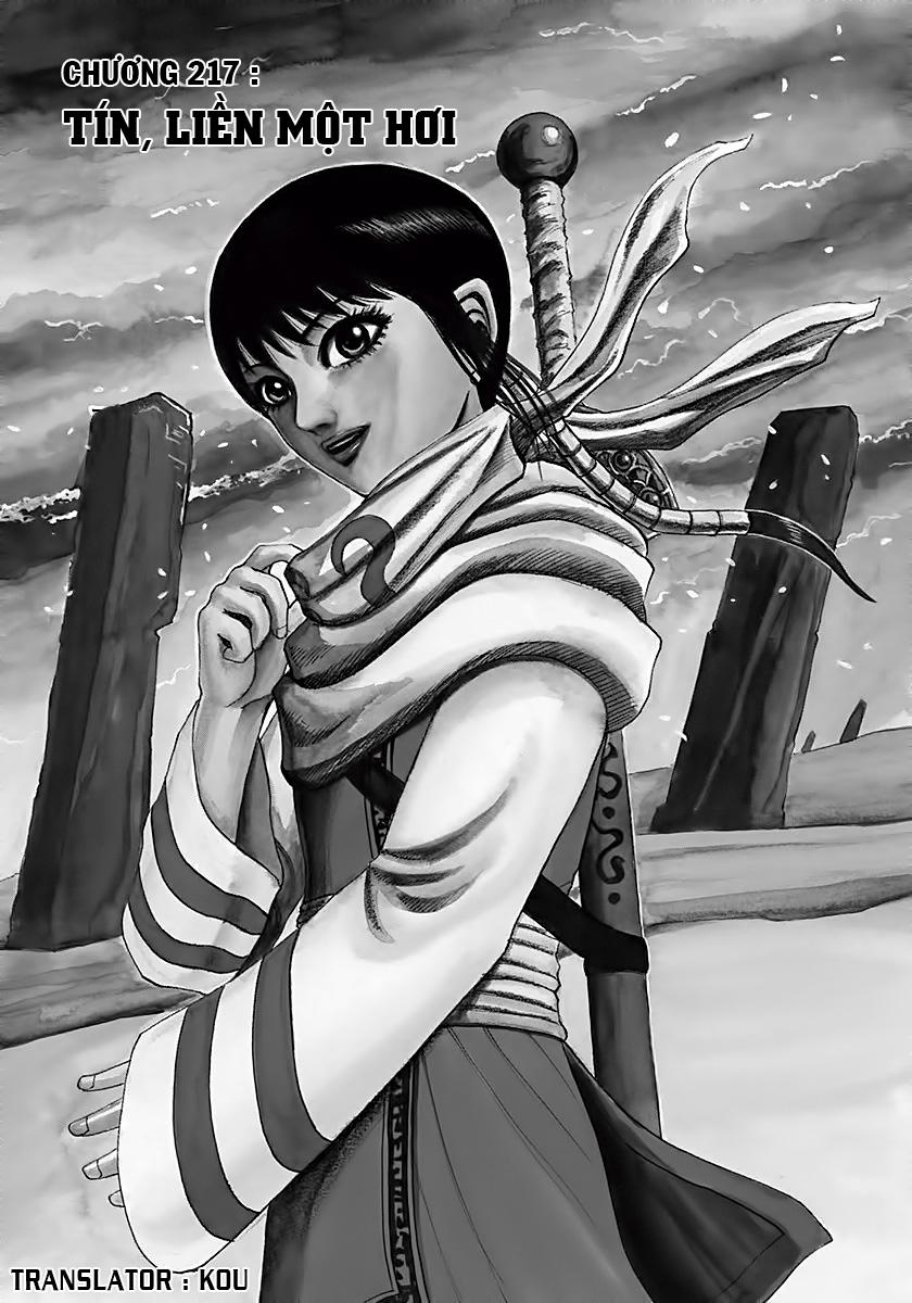Kingdom – Vương Giả Thiên Hạ (Tổng Hợp) chap 217 page 2 - IZTruyenTranh.com