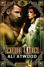 Empress Karena -  Tarot Series 2 Four Stars Recommended Read The TBR Pile