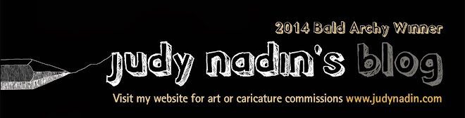 judy nadin art and caricature blog