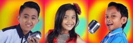 Pemenang 3 Besar Idol Junior