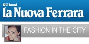 """Gennaio 2013: vi aspetto su """"La nuova Ferrara"""""""