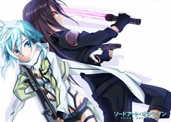 Sword Art Online Gun Gale Online (GGO)