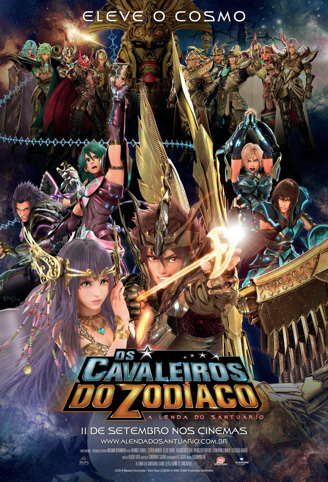 Os Cavaleiros do Zodíaco: Lenda do Santuário