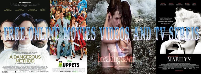 FREE ONLINE  MOVIES, VIDEOS And TV SERIES