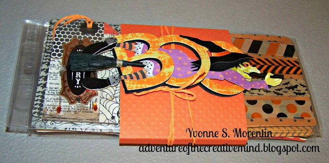 Yvonne. S. Morentin - http://adventureofthecreativemind.blogspot.com/