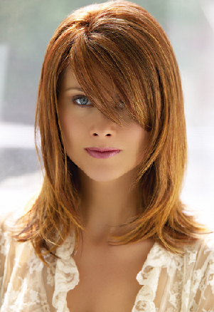 Red Hair Fashion 2011: November 2011
