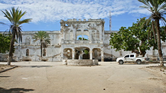 Mogadishu, City Hall, Sutika Sipus 2012