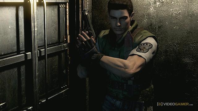Resident Evil Remastered HD Wallpaper