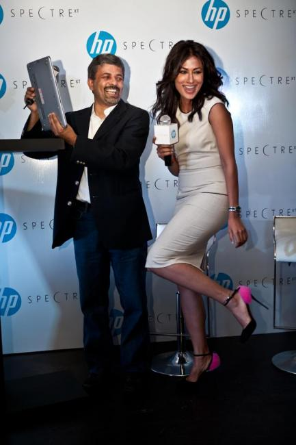 Chitrangada Singh HP laptop lauch