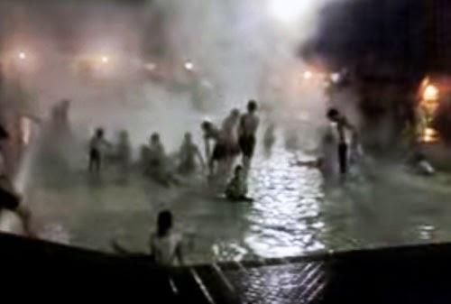 kolam air panas cimangu