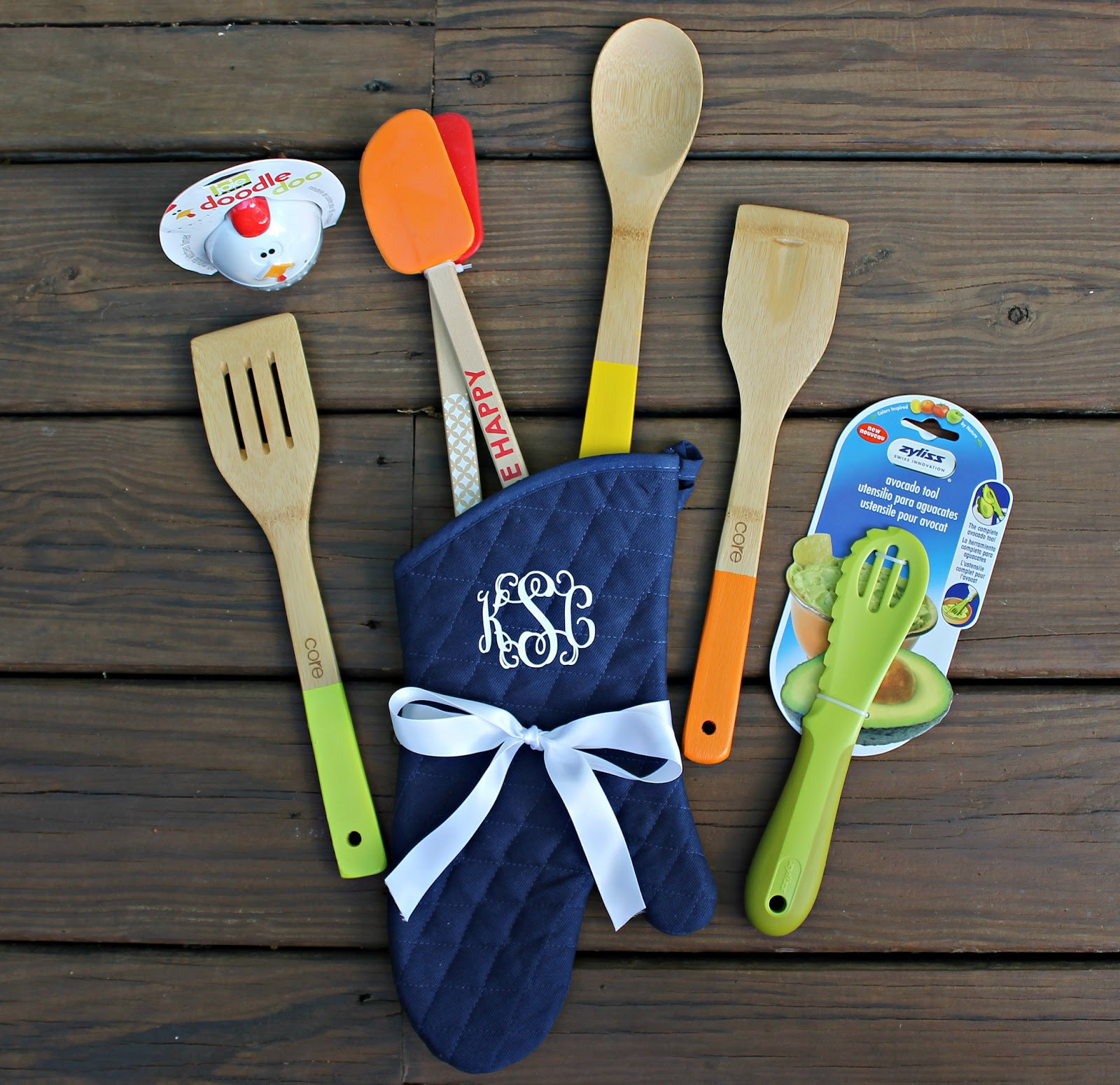Gift Kitchen Carolina Charm The Kitchen Mitten Gift