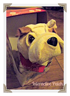 handsfree, speaker, interactive, patch, dog, fun, gift