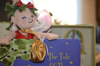 The Tale of the Tooth Fairy doll up close 4