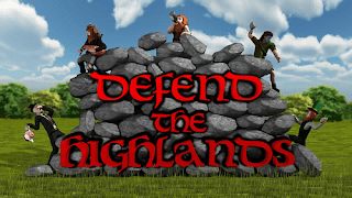 Defend The Highlands PC Highly Compressed Gratis