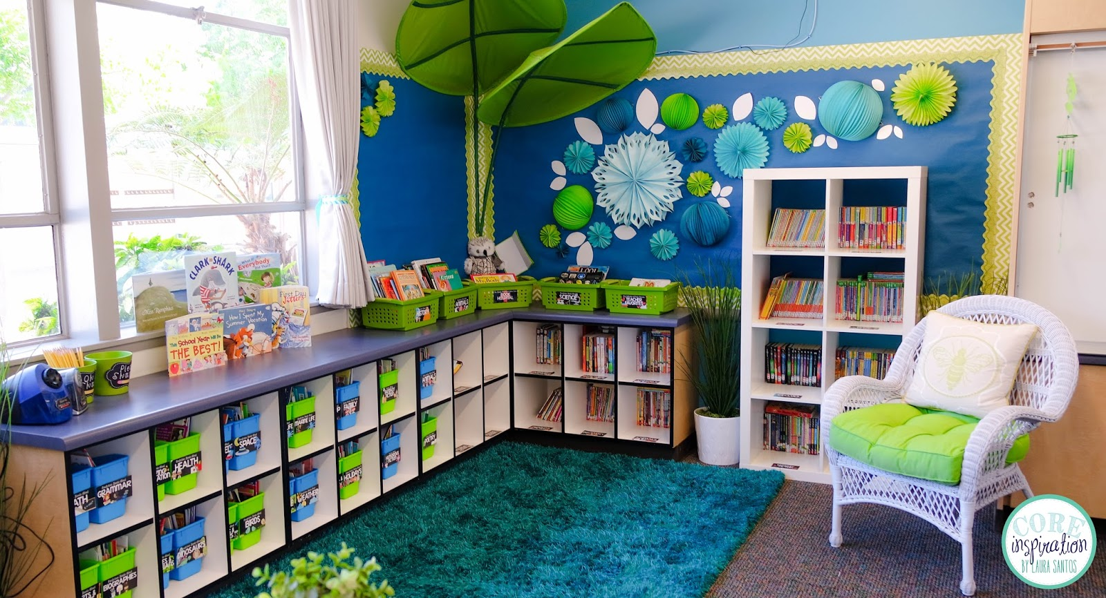 Tips For Creating A Dream Classroom Library Core
